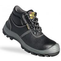 Čierna pracovná obuv