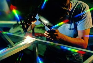 Rutilové zvaracie elektrody